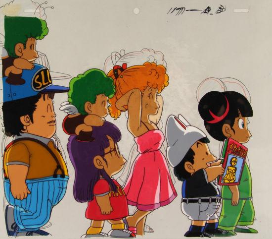 一休哥等日本动漫手绘原稿现身北京拍场