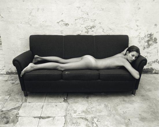拍卖的Kate Moss摄影作品