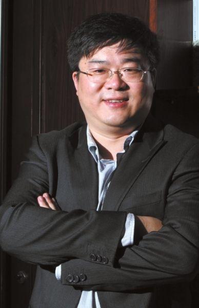 北京保利拍卖执行董事赵旭。北京保利供图