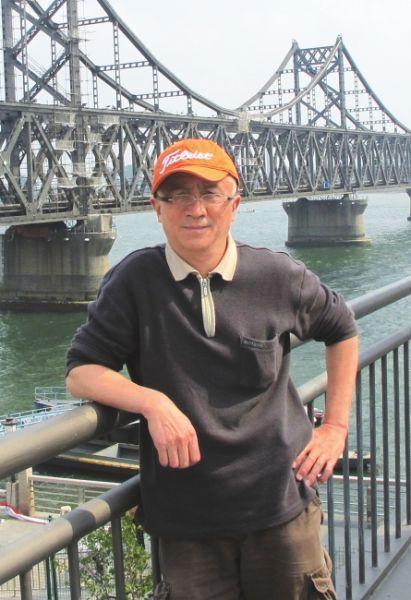 国画家、连环画高手刘学伦。