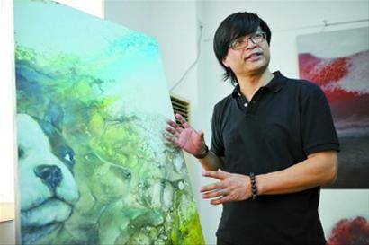 唐云辉画出来的动物世界