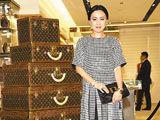 刘嘉玲4年前开始收藏艺术品