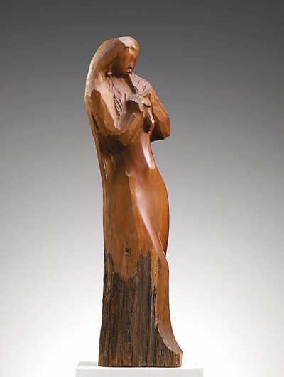雕塑家司徒兆光:用艺术奏响生命之歌