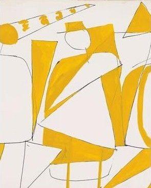 现代抽象主义画家-抽象表现主义艺术家罗伯特 马瑟韦尔