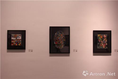 """傅蕾蕾作品,来自其个展""""傅蕾蕾的妙想世界"""""""