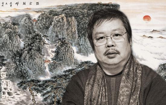 作品收录入《当代中国山水画全集》,《名家临摹与创作山水画集》