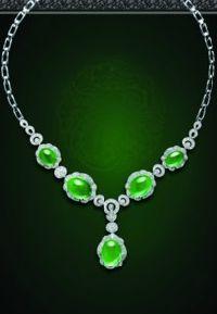 珠宝投资升温 翡翠引人瞩目