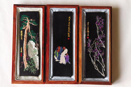 吴昌硕 高级精系列油烟书画墨 2008年创作,中国四大名墨