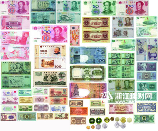 人民币收藏该怎么玩