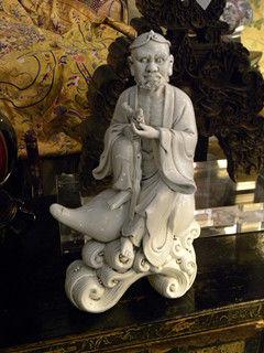 """在佛罗伦萨""""安居修行""""的清代罗汉 意大利玛利亚藏"""