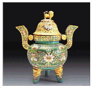 香炉适合中长期ca88亚洲城娱乐,收藏香炉一定要注重的技巧