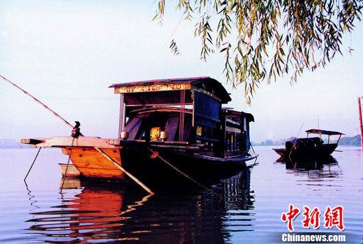 嘉兴南湖红船的前世今生(图)