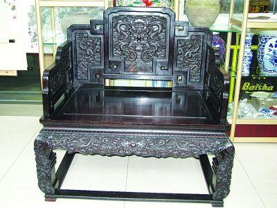 """""""太师椅""""名称的由来 - hzr586 - 黄海的博客"""