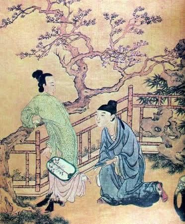 唐寅所绘春宫画