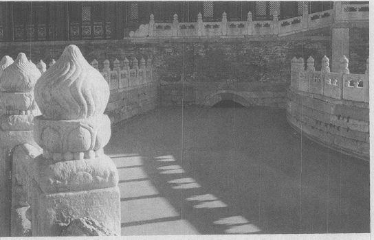 太和门前内金水河涵洞