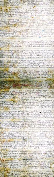 古书中可能暗含着佛教藏宝图!