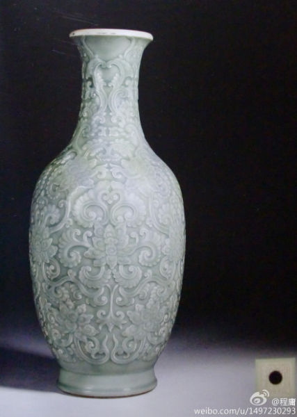 500万瓷瓶被打洞估价仅10万