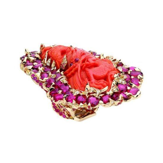 紅珊瑚戒指