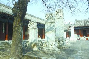 东岳庙碑刻