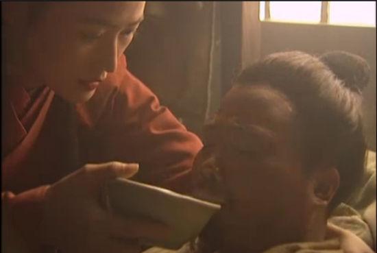 电视剧《水浒传》中的潘金莲和武大郎