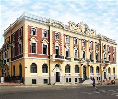 黑龙江邮政博物馆