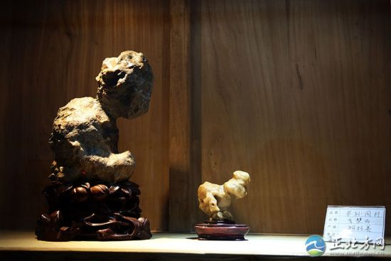 呼和浩特奇石博物馆藏品