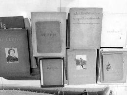 俄文艺术书