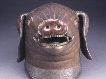 圓明園豬首銅像