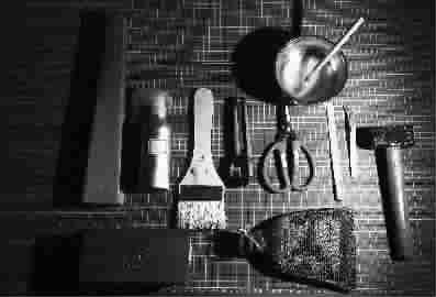 古籍修復工具