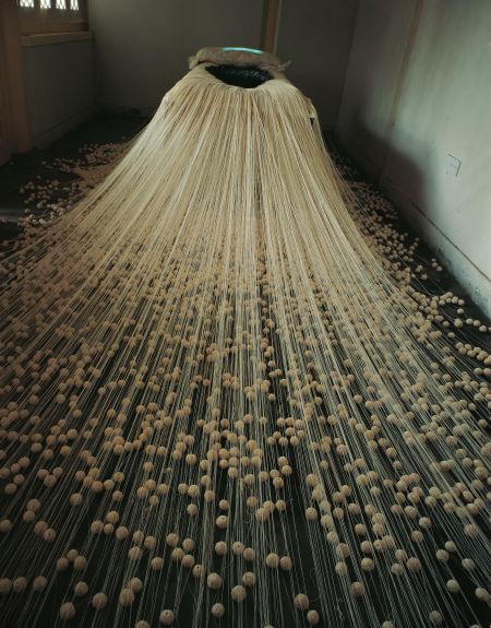 纸碗人物手工制作图片