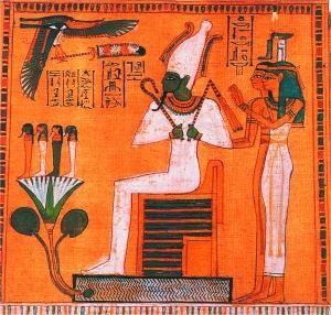 在神话中,冥神奥西里斯死后,被他的儿子制成了第一具木乃伊
