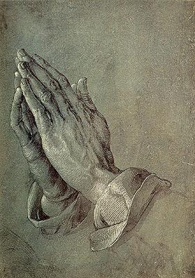 丟勒的《祈禱的雙手》