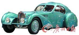 天价古董车成交价过千万不足为奇。