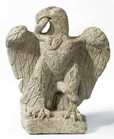 罕见罗马雕塑现身伦敦金融区建筑工地