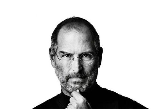 已故苹果联合创始人史蒂夫・乔布斯