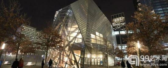 911国家纪念博物馆主体建筑