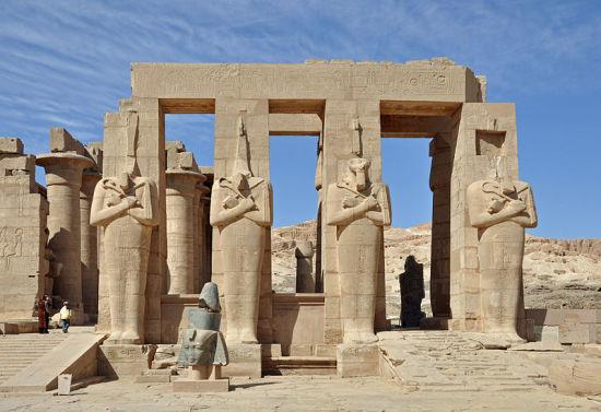埃及古城卢克索(资料图片)