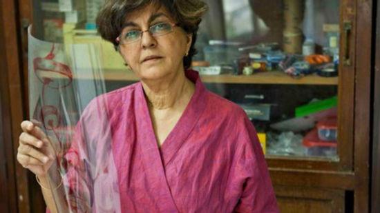 娜莉妮・玛拉尼赢得圣莫里茨艺术大师终生成就奖