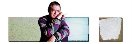 估值1.2亿元的空白油画《无题》(1961)   罗伯特·雷曼和他的三幅白色系列作品   《系列13号(白色)》(2004)   《符号》(1998)
