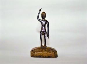70歲韓國住持涉嫌在日本偷銅製古代佛像