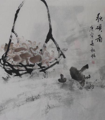 画家张放怡艺术简历(图)图片