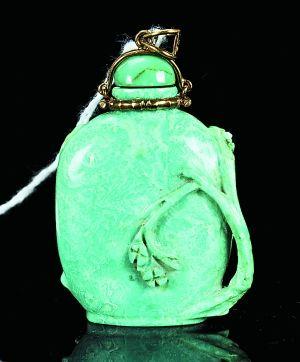 綠松石 寶玉石文化在此交融