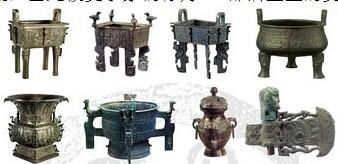 中國古代青銅器