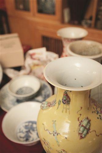 瓷器收藏有竅門