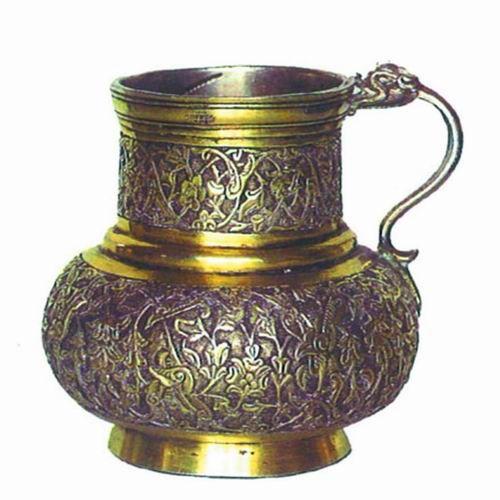 伊朗 黃銅大杯