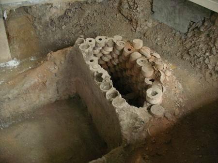 定窑窑址发掘现场