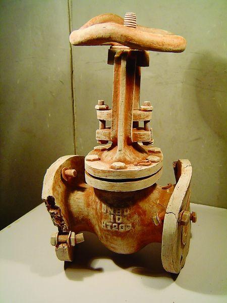 陶藝作品-水閘門