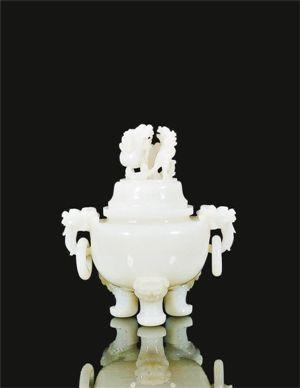 年代: 清中期類型: 玉石器·擺件價格:2014年12月中國嘉德四季第40期拍賣會以人民幣40.25萬元成交