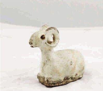 宋代登封窑吉羊瓷器收藏鉴赏