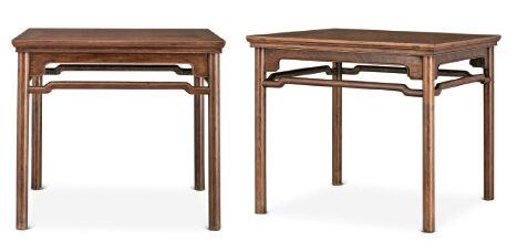 明式家具漫谈:收藏源于对黄花梨家具的爱